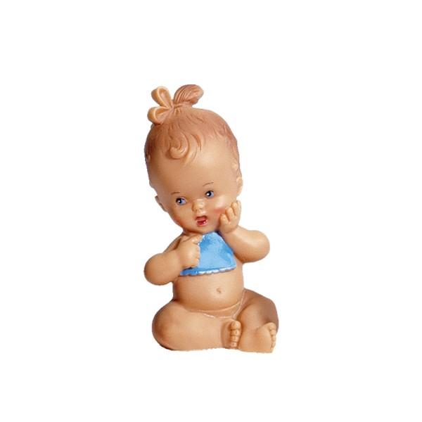 Qietschpuppe Baby 14 cm
