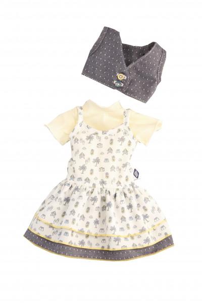 Kleidung zu Puppe Yella 46 cm sommerlich