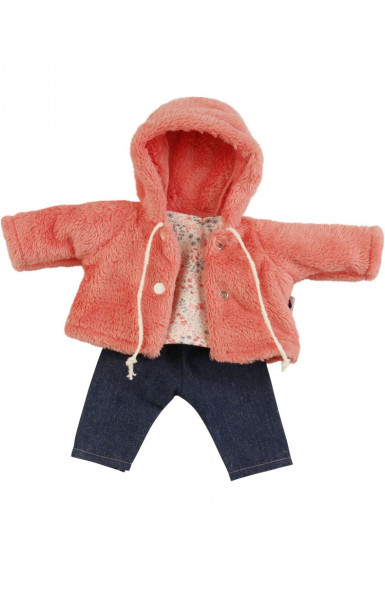 Kleidung zu Puppe Schlummerle 32 cm, Modell Winterkombi