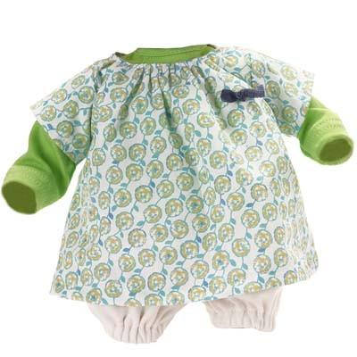 Kleidung zu Puppe 32 cm Schlummerle , Gartenparty