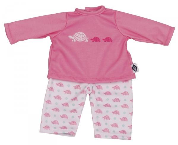 Kleidung Schlafanzug zu Puppe 32 cm Schlummerle