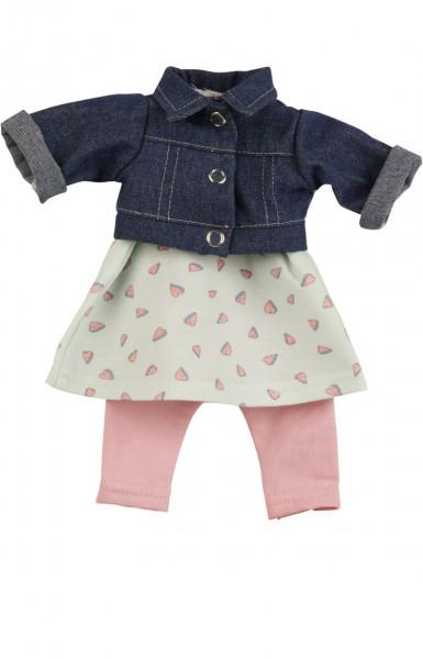 Kleidung zu Puppe Schlummerle 32 cm, Modell Streetstyle