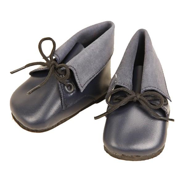 Schuhe für Künstlerpuppen für Puppengröße 58 cm