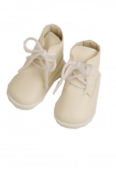 Stiefel beige zu Yella 46 cm