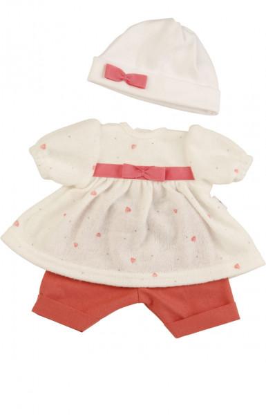 Kleidung zu Puppe Schlummerle 32 cm, Modell Sommerhit