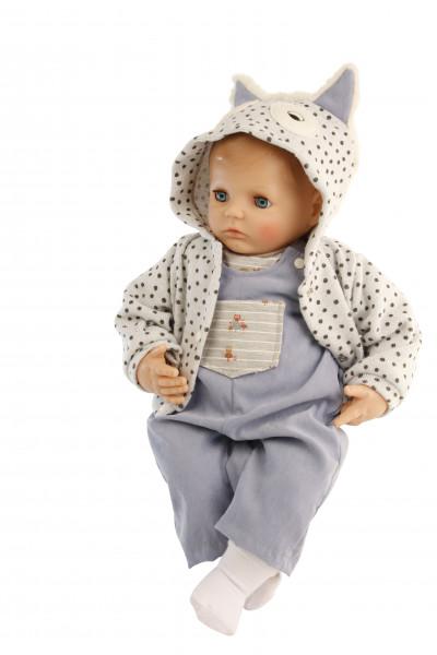 Kleidung zu Puppe 52 cm Peterle/Klara/Elli/Julchen Fuchskleidung