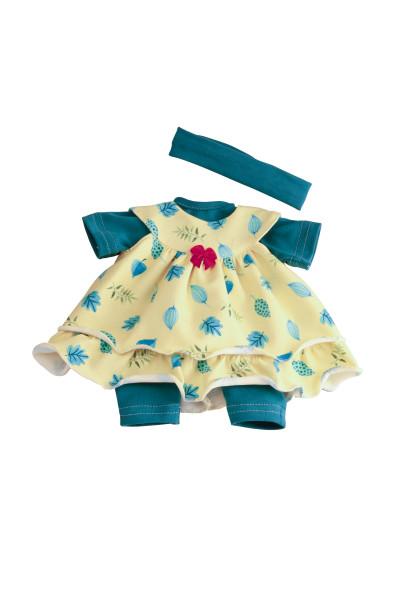Kleidung zu Puppe Schlummerle 32 cm, Modell Summerkids
