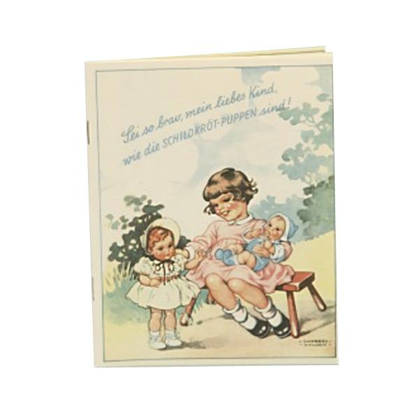 """Büchlein """"Sei so brav mein liebes Kind"""""""